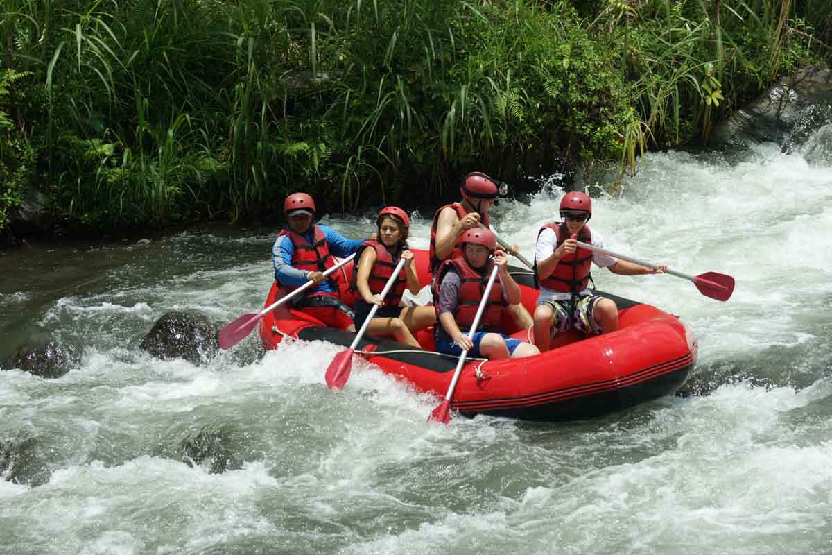 ayung river rafting2