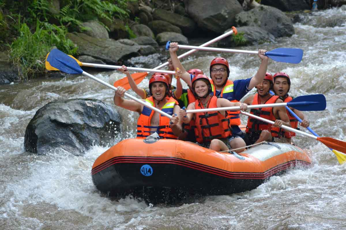 ayung river rafting 4